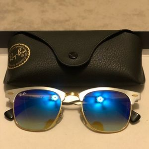 AUTHENTIC rare RayBan ClubMaster
